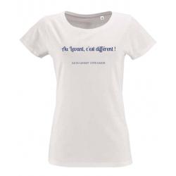 """T shirt col rond """"Au Levant..."""